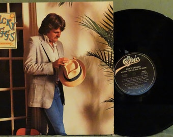 Ricky Skaggs –Waitin' For The Sun To Shine  1981 ( LP, Album, Vinyl Record )  Country Music