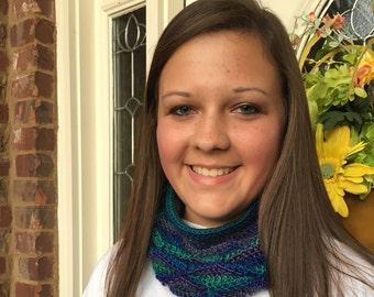 Crochet Cowl crochet scarf crochet eternity scarf, circle scarves, crochet scarf, loop scarves neck scarf neck warmer fall