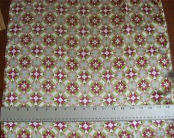 100% Silk Charmeuse Prints - Kaleidoscope