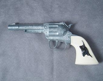 Vintage Hubley Cap Gun 50s