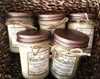 Natural Soy Candle