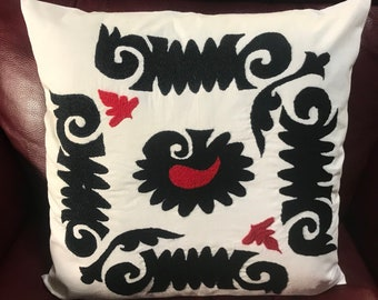 Suzani Pillow Cover.
