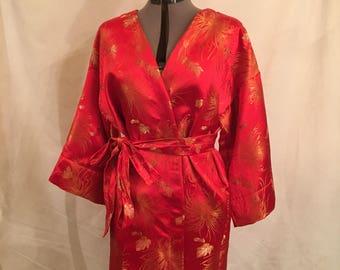 Luxurious Kimono Jacket - medium