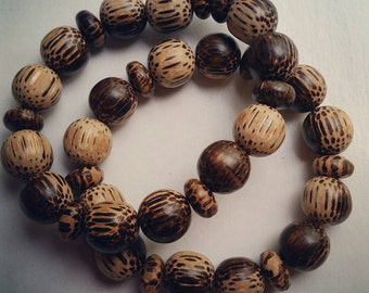 Tribal Wood Bracelets