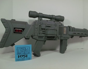 1980's StarWars Return of the Jedi Blaster Figure Carry case