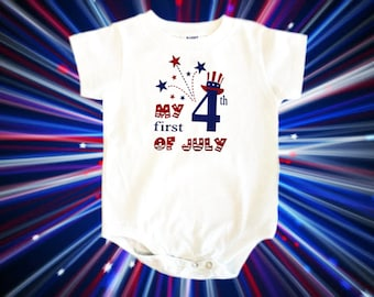 My first 4th of July (Baby)