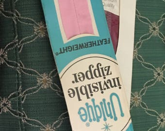 Vintage zippers 2