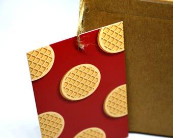 Stranger Things Eggo gift tags (pack of 5)
