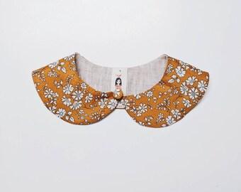 LIBERTY PETER PAN style Collar Liberty Art Fabric Collar Peter pan Collar Children and Women's sizes