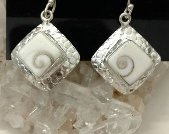 Shiva Shell Earrings
