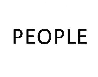 People (eComic) - pdf