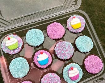 Cupcake Sprinkle Snax
