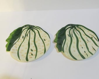 Set of two Spoon Onion Plate Holder