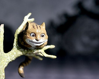 Alice In Wonderland - Cheshire Cat - Photograph - Various Sizes