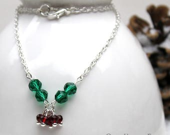 Necklace beads Holly - Once Upon a Fantasy
