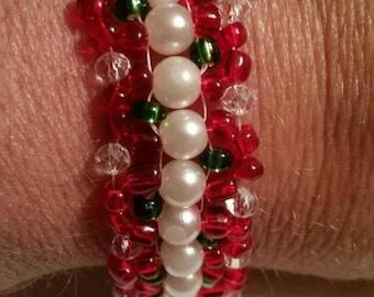 Santa's Runway Bracelet