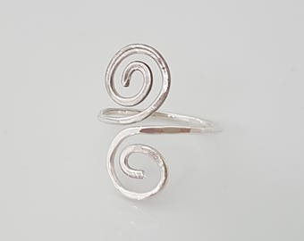 thumb ring collections spiral rings ideas tag