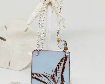 Swallow-tail Butterfly Necklace