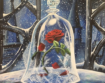 Tale as old as time - fine art print