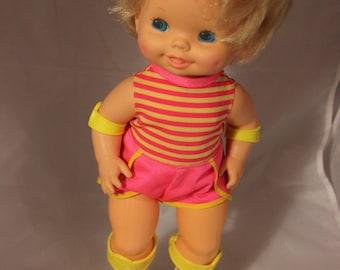 Baby Skates by Mattel, 1982