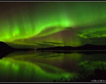 Northern Lights Photographic Fine Art Print