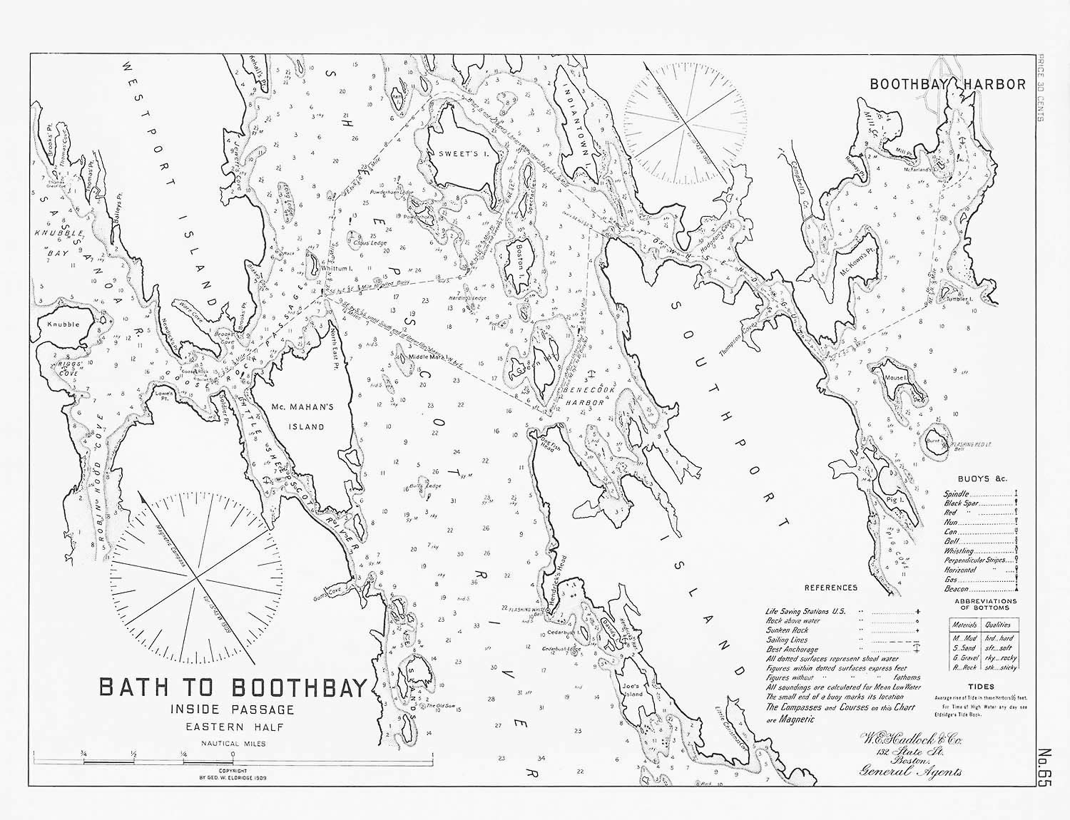 High tide chart maine choice image free any chart examples bath maine tide chart images free any chart examples bath to boothbay maine 1909 nautical chart nvjuhfo Gallery
