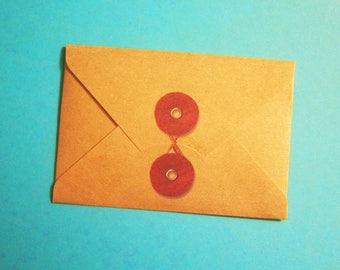 ElectriChaos mystery envelope
