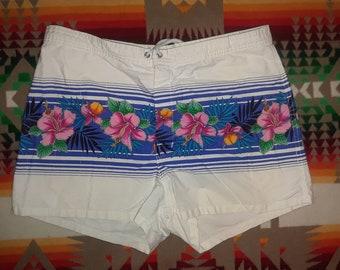 Hobie Surf Beach Shorts Size 33