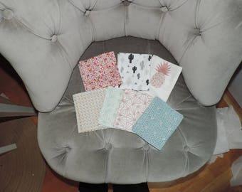 Heating pad cover / organic