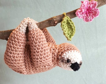 Free Amigurumi Sloth Pattern : Sloth sewing tutorial felt sloth pattern sloth stuffed