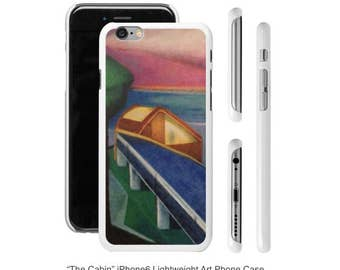 Art Phone Cases - The Cabin iPhone and Samsung phone cases