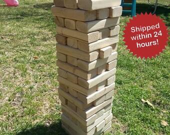 54 2x3 Giant Oversized Tumble Blocks