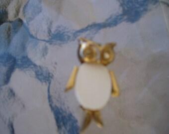 Vintage Hobe Owl Brooch SALE
