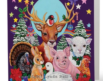 Christmas cards for Compassion #1