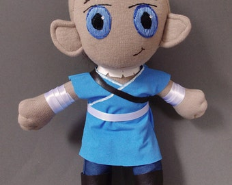 Sokka Avatar The Last Airbender Plush Doll Plushie Toy
