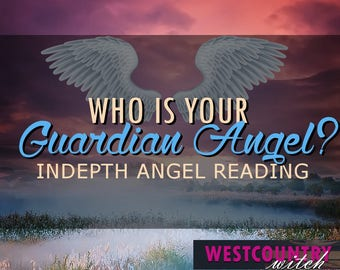 In-depth Angel Reading || Who is your guardian angel? || who are my angel guides|| Angel reading|| Same Day Available