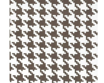 Everyday Houndstooth in Mudx by Michael Miller