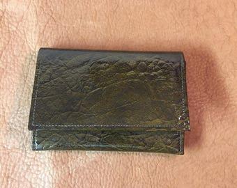 Vintage Prince Gardner Tri-Fold Leather Wallet