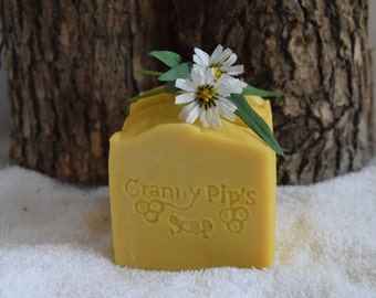 All Natural Soap/ Buttermilk Soap Bar/ Buttermilk baby soap/ natural baby soap