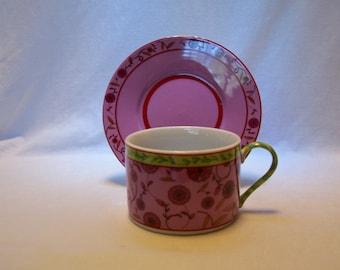 Coffee Cups, Purple Cups, Tea Cups