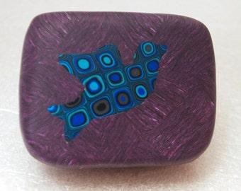 Handmade Polymer Clay Metal Tin, Gustav Klimt Tin, Metal Tin, Mini Box, Gift Box, Polymer Clay Tin, Metal Tin, Gift for Her, Mom Gift