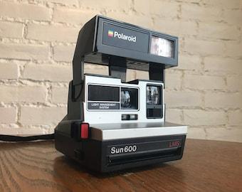 Working Polaroid Sun 600 LMS