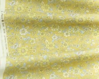 Lecien Memoire a Paris Cotton Lawn 2017 Fabric -   40740L-50 - 1/2 Yard and Felt Backed