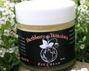 Eye cream Plant-based herbal for  smile wrinkles,puffy eyes, and dark circles