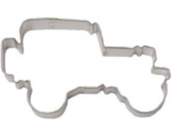 Military Jeep Truck 4.25'' Cookie Cutter