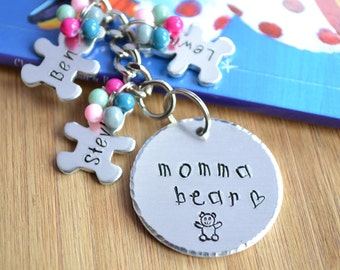 Little stars keyring