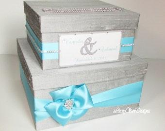 Card Box, Wedding Card Box, Bling Money Box, Gift Card Box - Custom Made