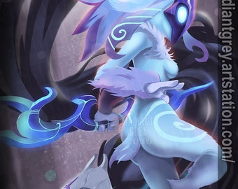 Kindred - League of Legends
