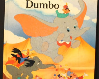 Dumbo Disney Classic Series Book