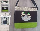 Sloth bag flap for LARGE ...